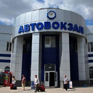 Автовокзалы Каневской