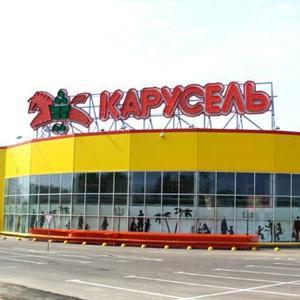 Гипермаркеты Каневской