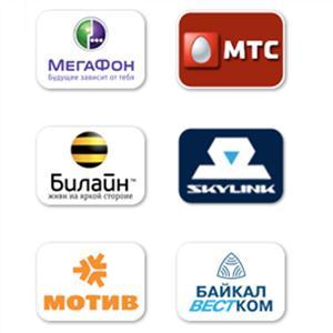 Операторы сотовой связи Каневской