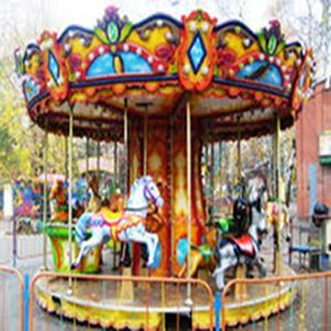 Парки культуры и отдыха Каневской