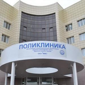 Поликлиники Каневской