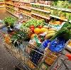 Магазины продуктов в Каневской
