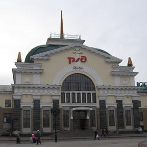 Железнодорожные вокзалы Каневской